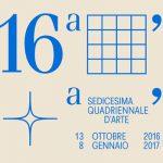 16a Quadriennale d'arte al Palazzo delle Esposizioni