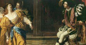 Artemisia Gentileschi e il suo tempo in Mostra al Museo di Roma a Palazzo Braschi
