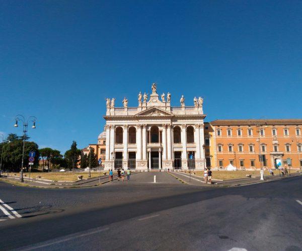 Piazza Porta San Giovanni