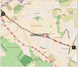 Ferrovia Roma Giardinetti