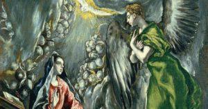 L'Annunciazione di El Greco ai Musei Capitolini
