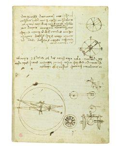 Mostra Leonardo e il volo ai Musei Capitoli