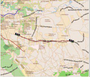 Muoversi a Roma: Metro linea C
