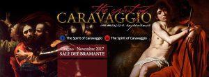 Mostra The Sprit of Caravaggio alle Sale del Bramante
